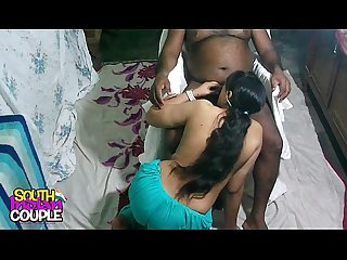 Juicy Indian Wife Swathi Oral Sex