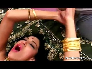 Indian Beauty in Dirty Threesome